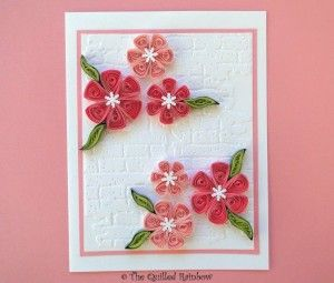 8 Handmade Paper Flowers Card For Friend Handmade4cards