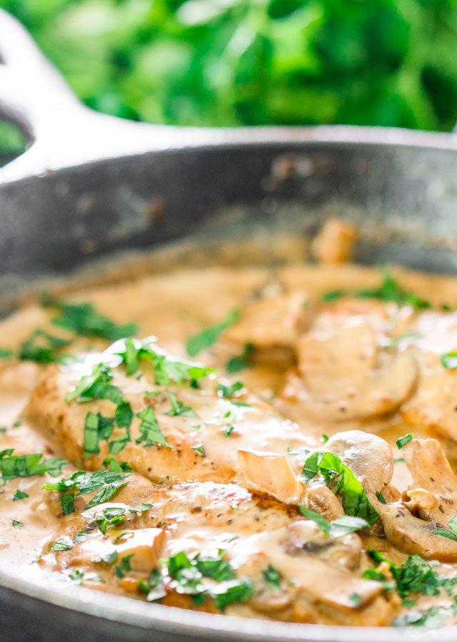 recipe: white sliced mushroom recipes [33]