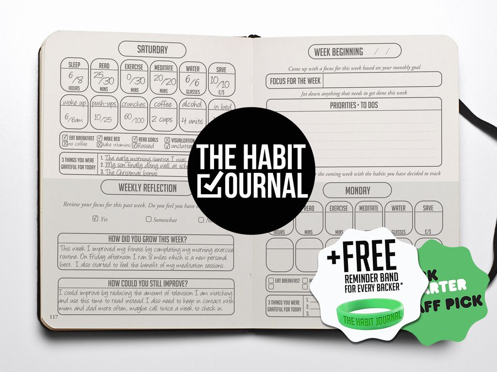 The Habit Journal: track your habits and achieve your goals's video poster