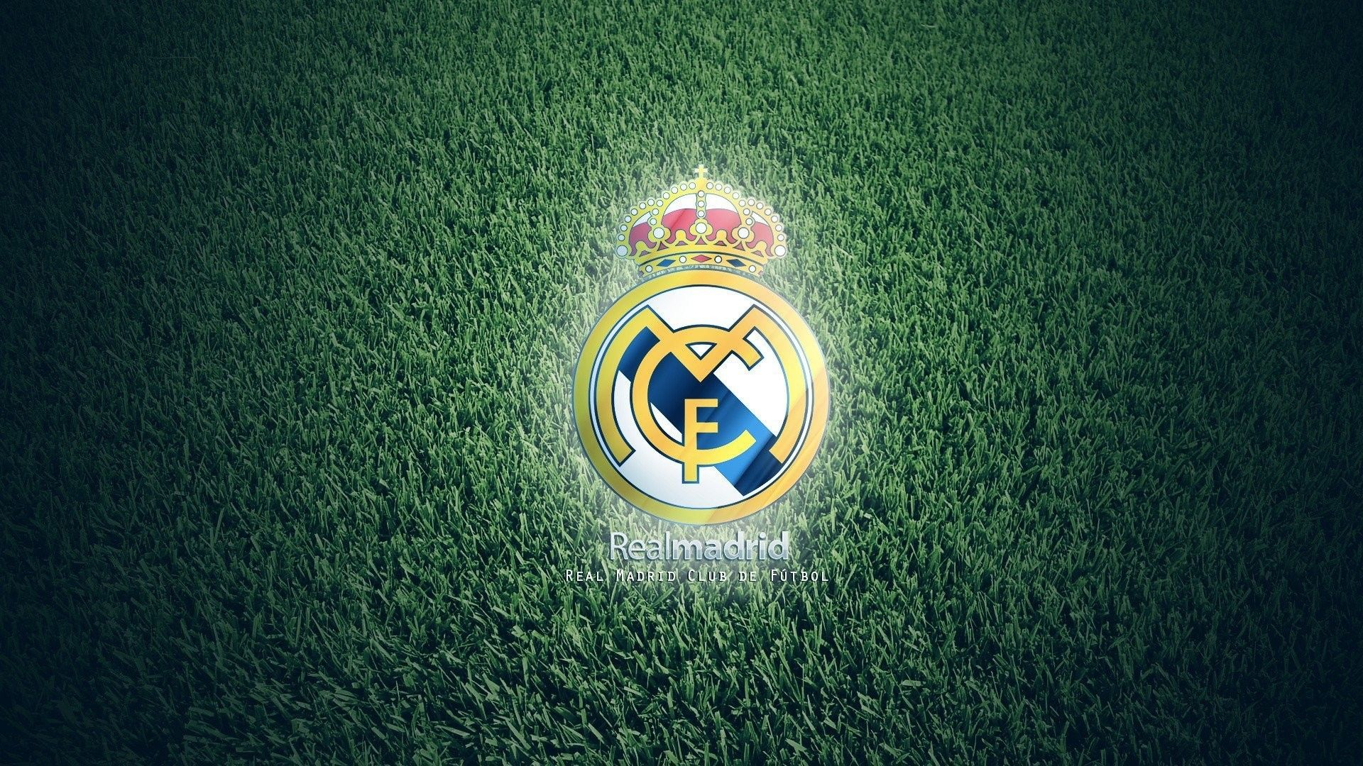 1920x1080 Real Madrid Logo Wallpaper Hd Real Madrid Logo