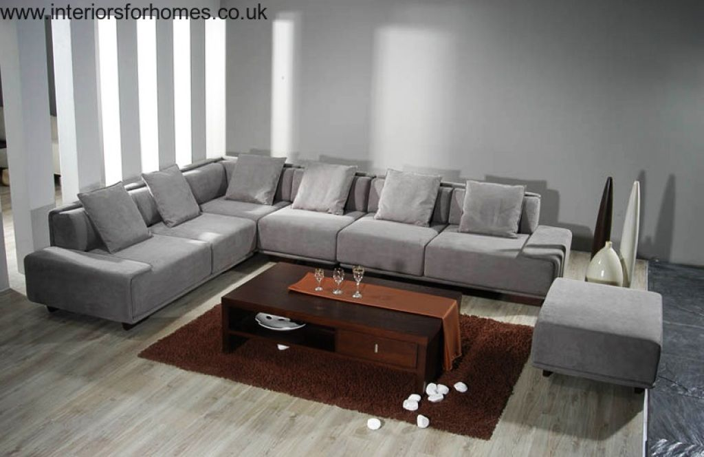 Large Grey Sofa New Dfs Signature Large Grey Sofa For In