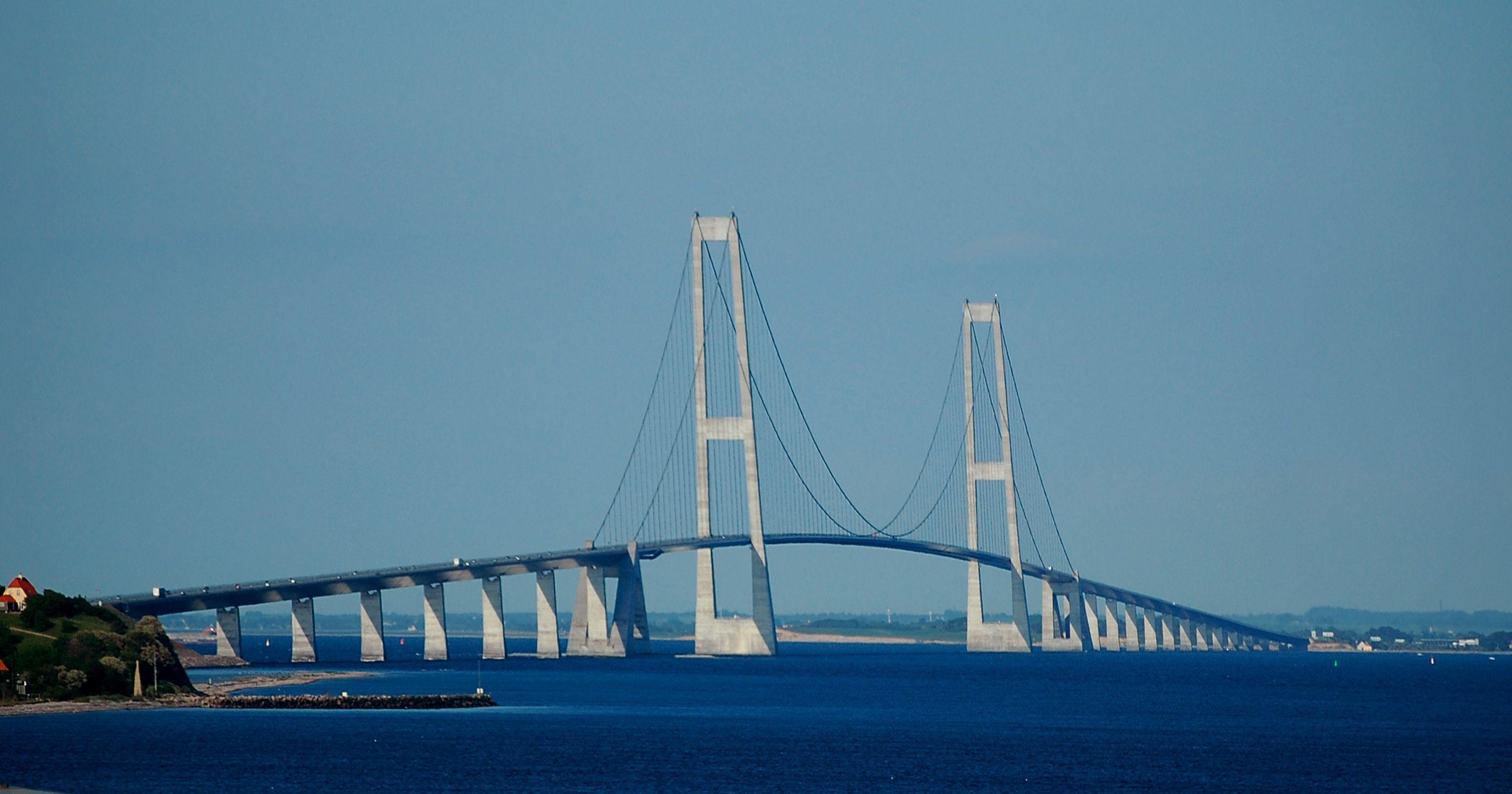 storebæltsbroen bridge - Cerca con Google