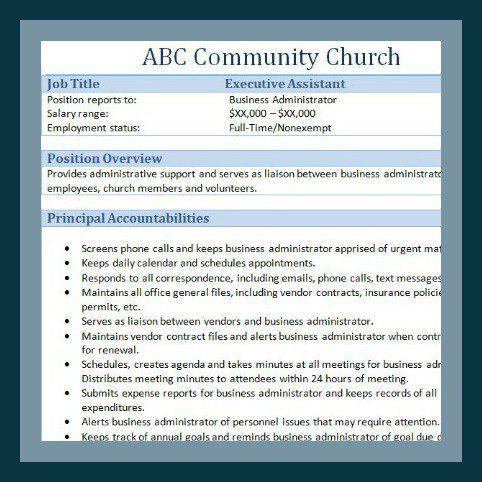 Smart Church Management - MABC Pinterest Sample resume, Resume