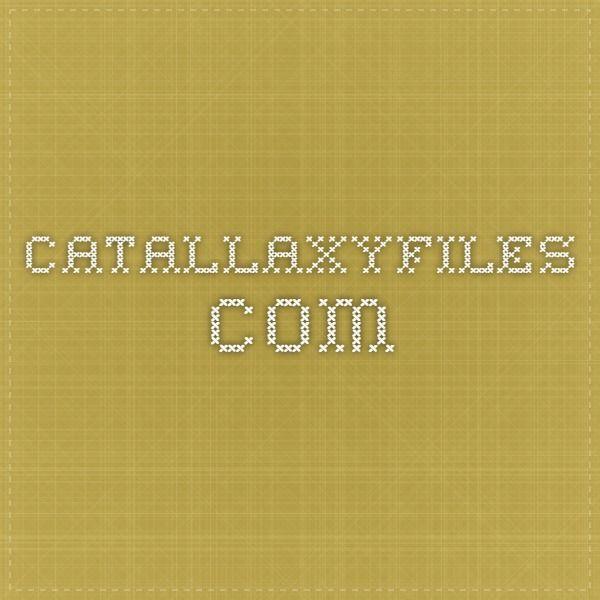 catallaxyfiles.com