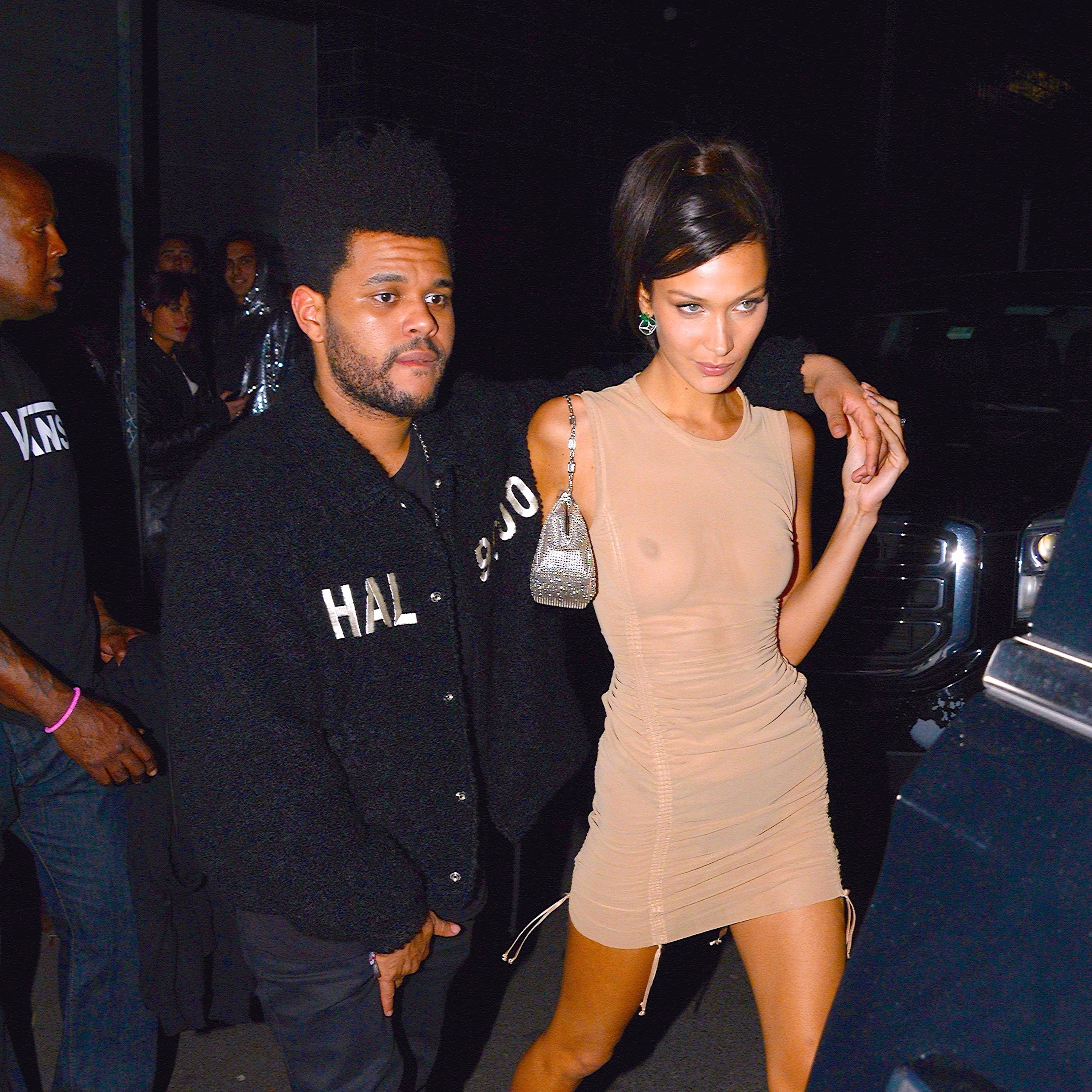 Bella Hadid and The Weeknd Are About to Get Engaged and ...