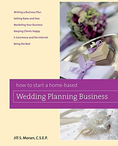 Pdf How To Start A Homebased Wedding Planning