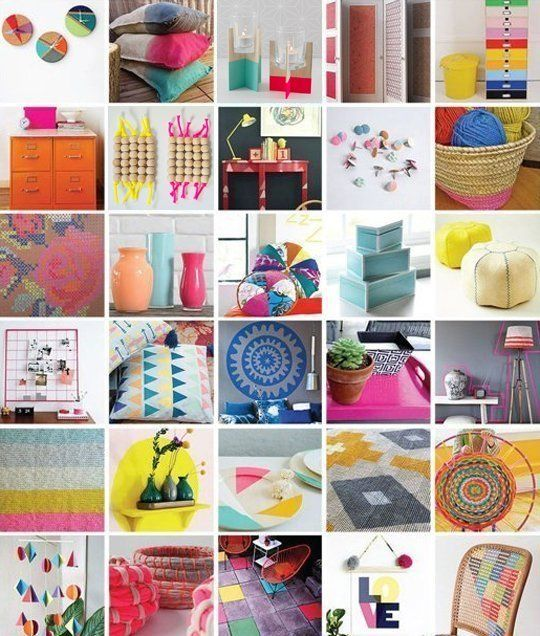 Create Some Color DIY Projects For Labor Day Weekend Labour - Best weekend diy projects ideas