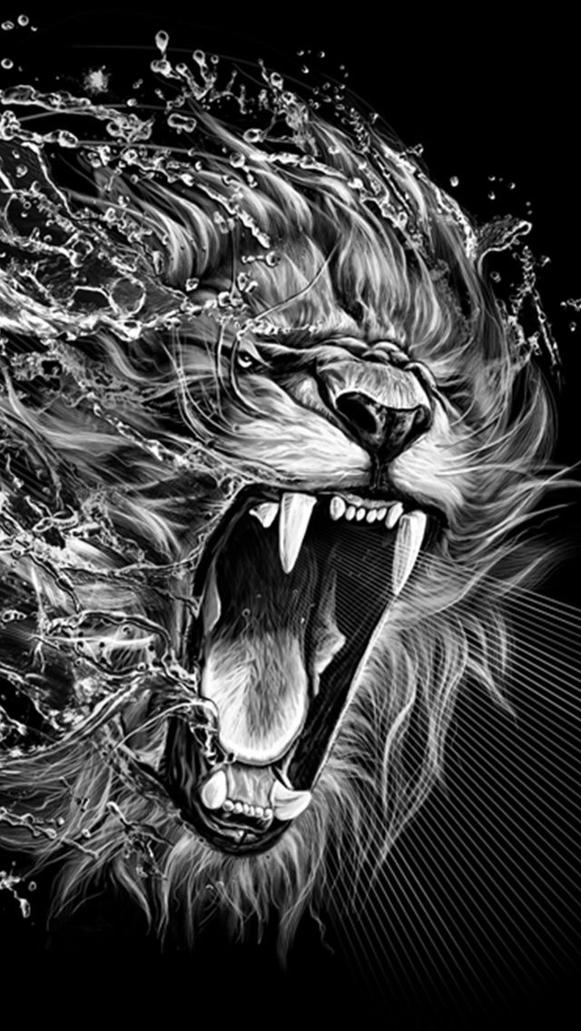 Pin by Isabelle Ragan on iPhone Wallpapers | Lion ...