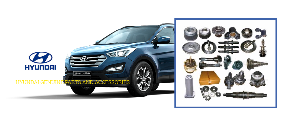 Hyundai Auto Parts And Hyundai Genuine Spare Parts Dubai