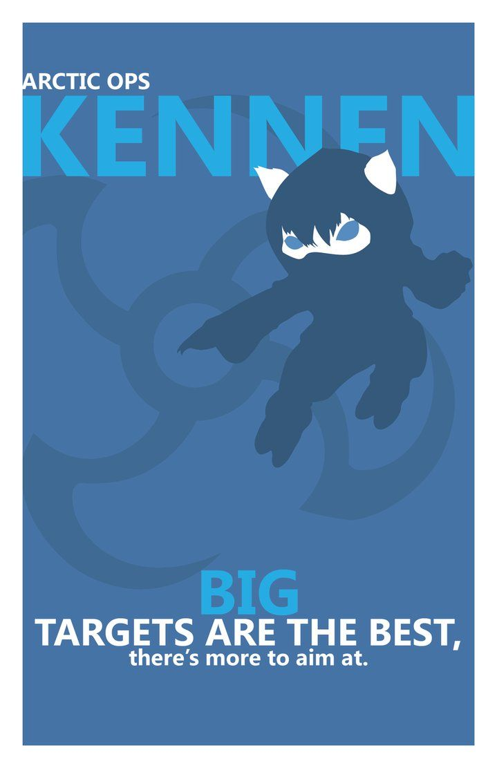 Arctic Ops Kennen: League of Legends by subscripts
