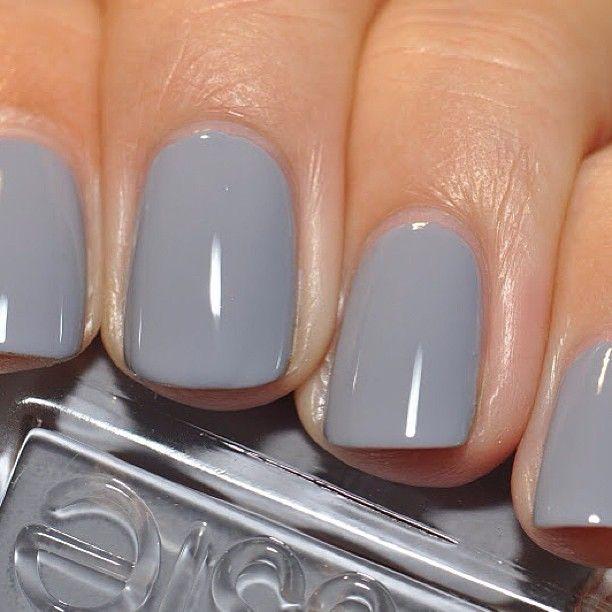 cinza azulado | Nails | Pinterest | Arte uñas, Diseños de uñas y Pintas