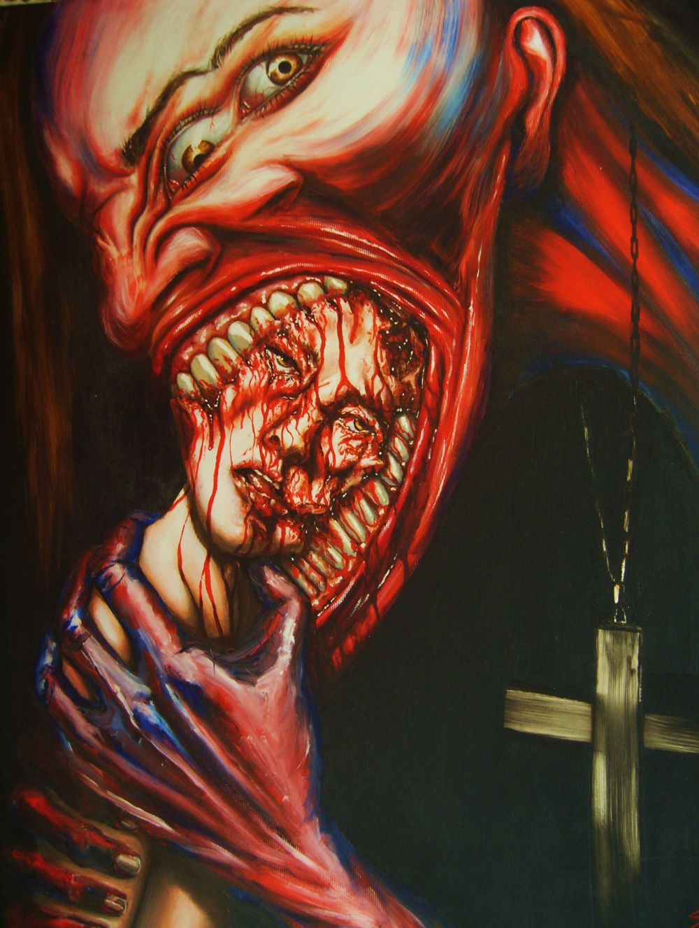 Symbols of hope and despair by the artist suzzan blac artwork symbols of hope and despair by the artist suzzan blac buycottarizona Image collections