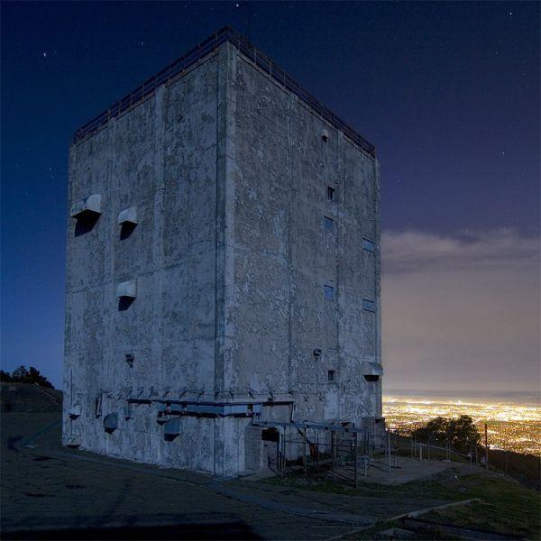 Abandoned Building In San Jose, California