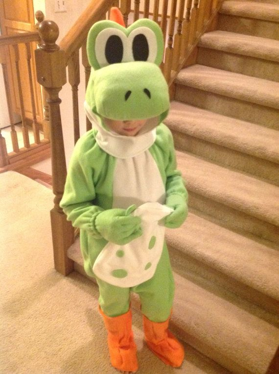 Fleece dragon Halloween costume size 5,6 by lilcrittersboutique