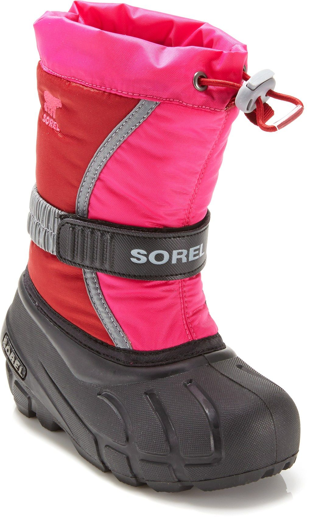 fbf77a32756 Sorel Flurry TP Snow Boots - Kids' | REI Co-op | *Apparel ...