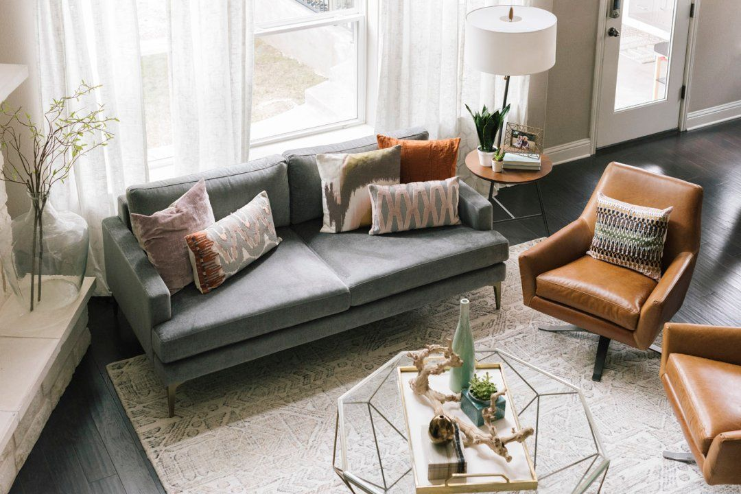 Andes Sofa Living Room Seating Living Room Design Decor Grey Couch Living Room #non #matching #sofas #in #living #room