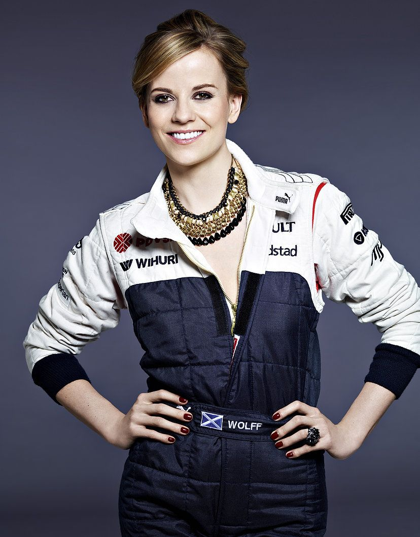 Is a cute Susie Wolff naked (24 photos), Pussy, Paparazzi, Twitter, panties 2015