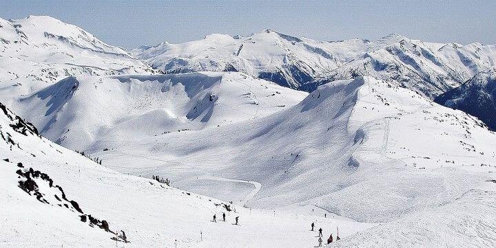 Whistler Blackcomb, British Columbia, Canada