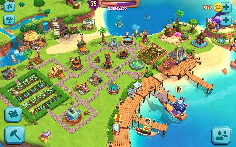 Pin By Generatorgame Com On Paradise Bay Paradise Bay