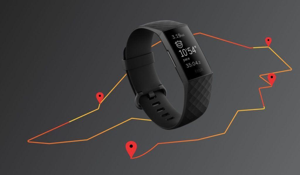 مميزات وسعر سوار اللياقة البدنية Fitbit Charge 4 الجديد Fitbit App Fitbit Charge Fitbit