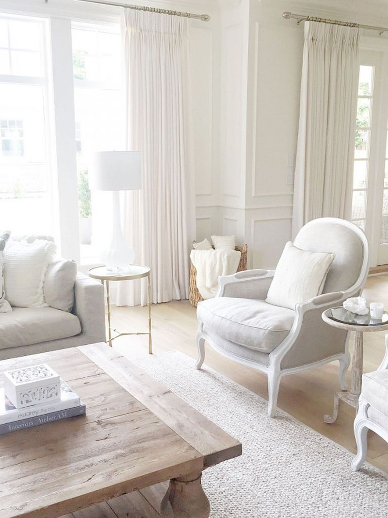 3 Louis Chair Styles & How To Spot The Differences  Boat House Adorable White Living Room Interior Design Inspiration Design