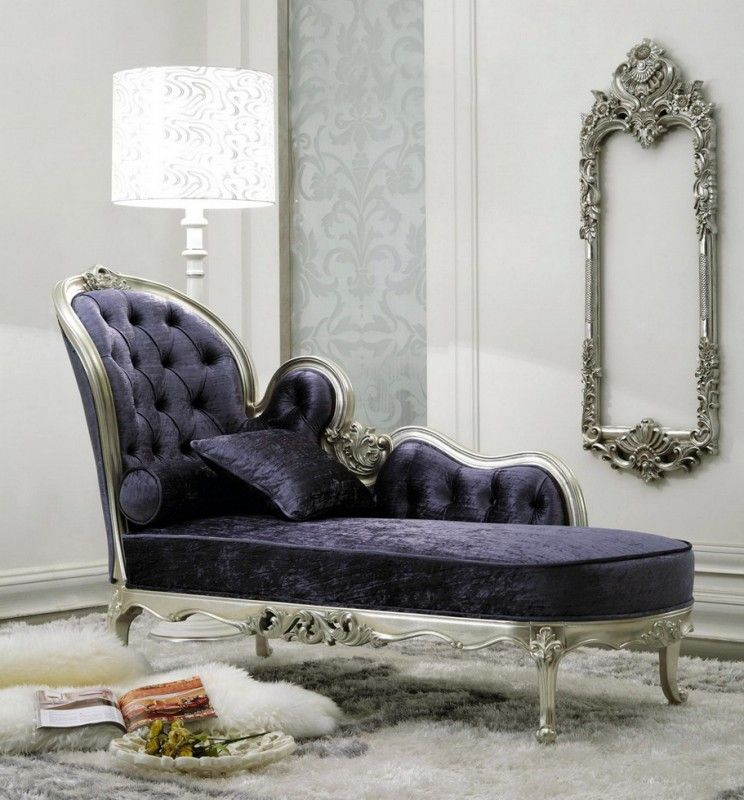 Bespoke French Inspired Chaise | Chambres | Pinterest