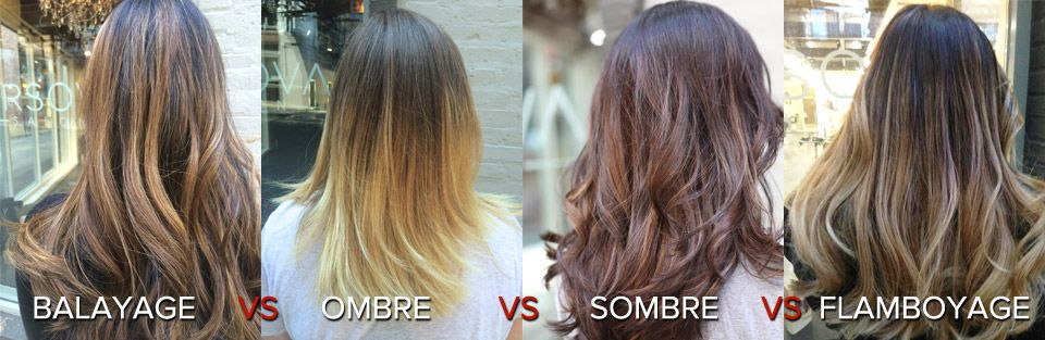 Superior The Most Frequently Asked Question About Hair Color: What Is The Difference  Between Balayage, Flamboyage, Ombre, Sombre And Foiling? Details And  Examples.
