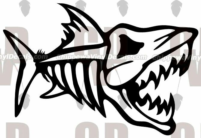 Pin By John Kale On Stencils Animals Fish Pinterest - Cool custom vinyl decals for carsfish hook die cut vinyl decal pv projects pinterest fish