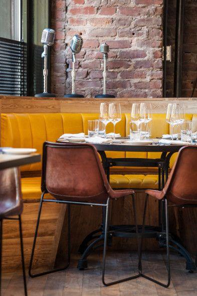 Charlie Bird Restaurant 5 King Street Adam Platt Says