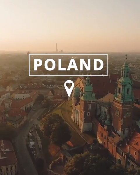 From a thriving medieval kingdom to a center of scholarship and creativity that has withstood the test of time, #Poland has emerged from a turbulent history as a country rich in culture that bridges east and west. It is a land for everyone: poets, legendary musicians, and businesspeople at the forefront of their respective fields in a modernizing world. Welcome to Poland. | Passion Passport #TravelVideo #TravelDestinations #TravelTips #TravelIdeas #TravelTour #TravelGuide #Europe #Summer