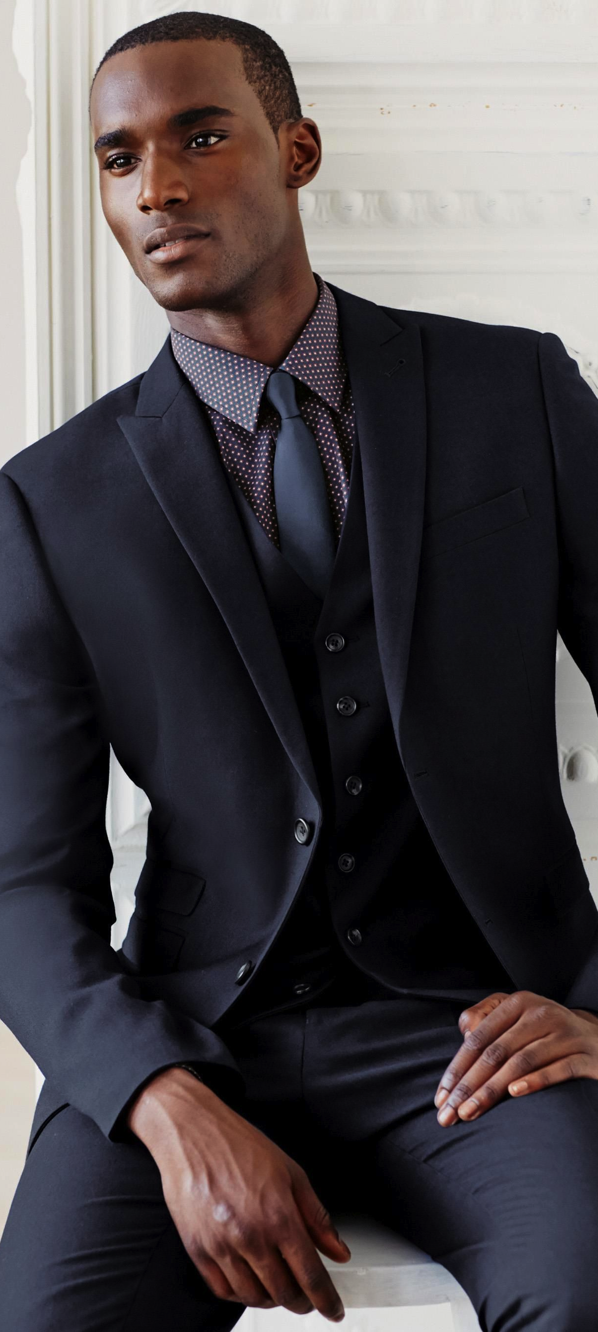Suit up: Navy is the new black | Geek Swag | Pinterest ...