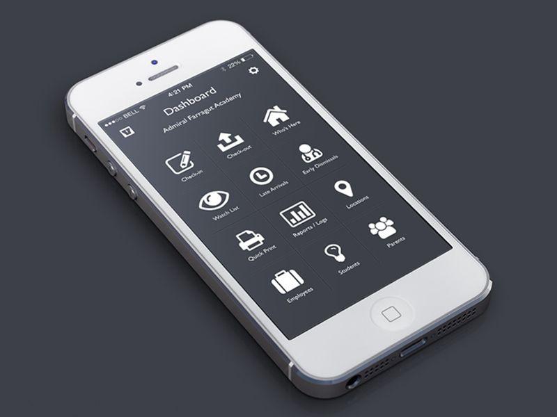 Secret App Mobile App Design Mobile Design Interactive Design