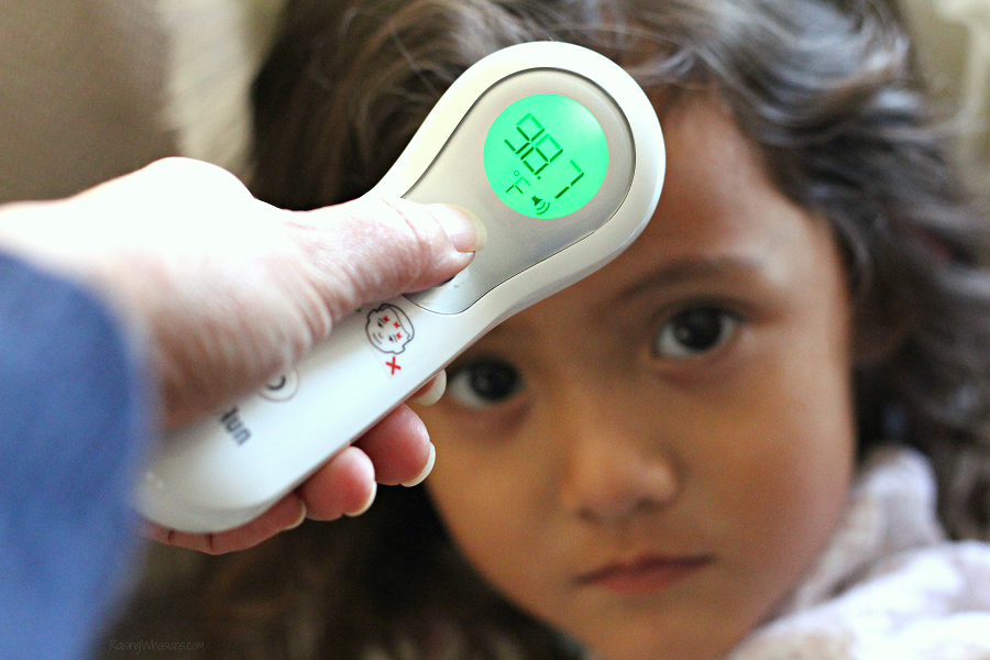 Fever Facts Most Parents Don T Know Braun Thermometers Giveaway
