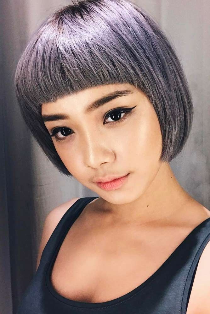 18 Trendy Ideas To Flaunt With Modern Pageboy Haircut Hair Colors