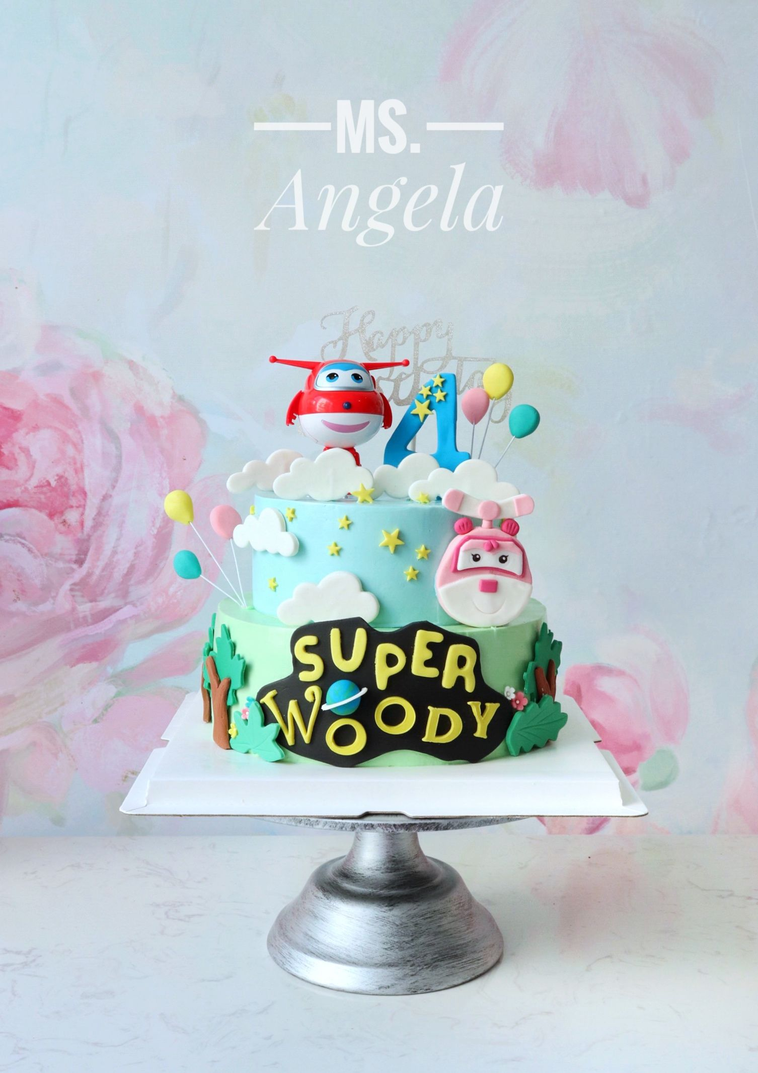 Admirable Pin By Maybo On Ms Angela Cake Design Cake Designs Birthday Personalised Birthday Cards Paralily Jamesorg