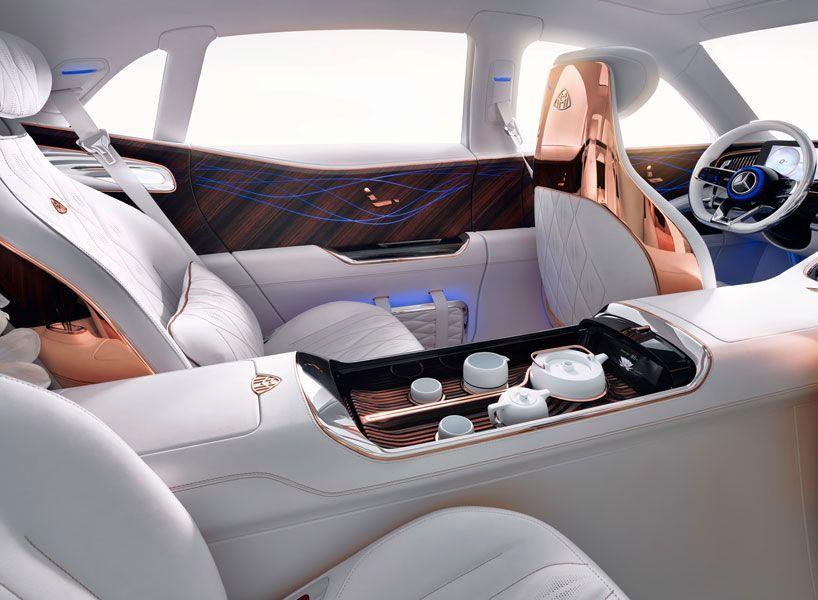9 Twitter Mercedes Benz Maybach Luxury Suv Luxury Car Interior