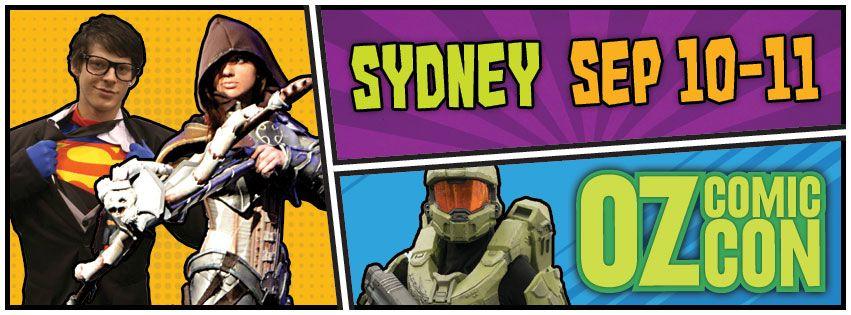 Oz Comic-Con Sydney 2016 - New South Wales, Australia, September 10-11, 2016 ~ Anime Nippon~Jin - Kagi Nippon He