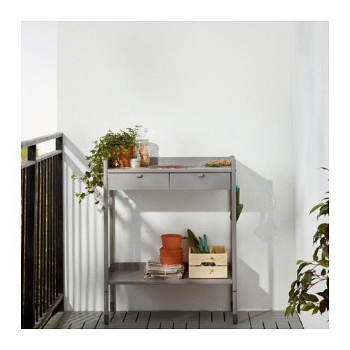 Hindo Potting Bench Ikea Grow Your Own Garden Tools Bench
