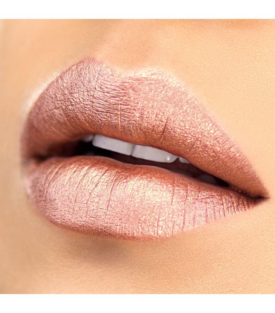 Amore Mattallics Lip Crème - Chromattic Addict