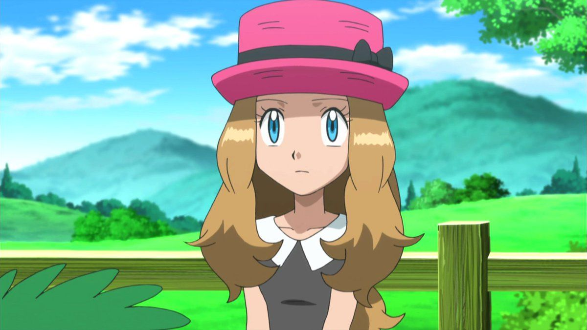 セレナbot (Serena Bot) (@serena_pokeXY) / Twitter | Serena, Pokemon, Pokemon x and y