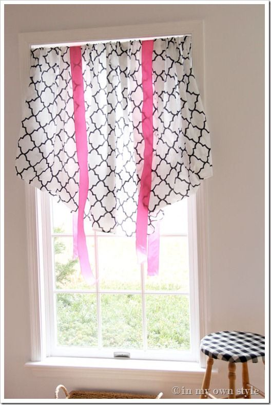no sew window treatments diy nosew window treatment using sheet design dazzle pinterest