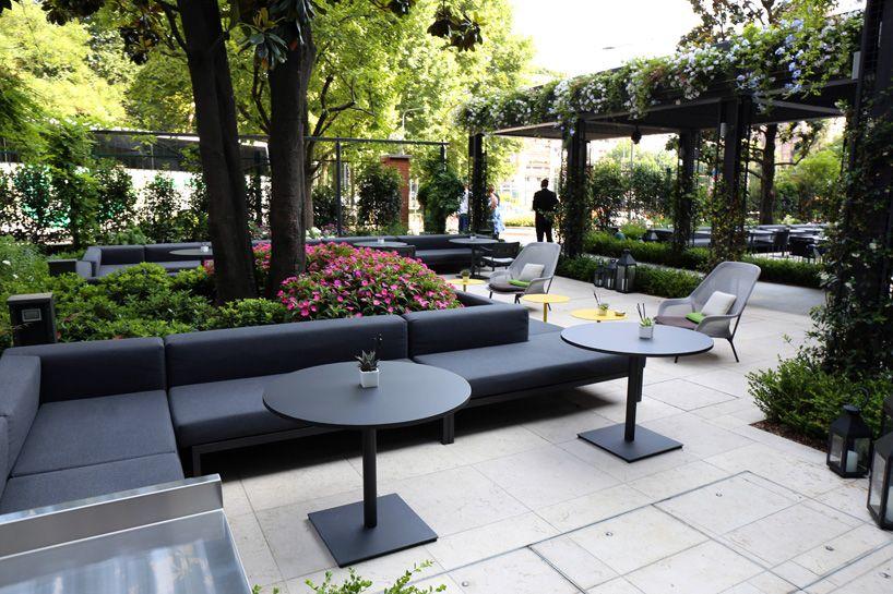 alberto van stokkum\'s photographs at milan\'s \'il duca\' hotel | Garden