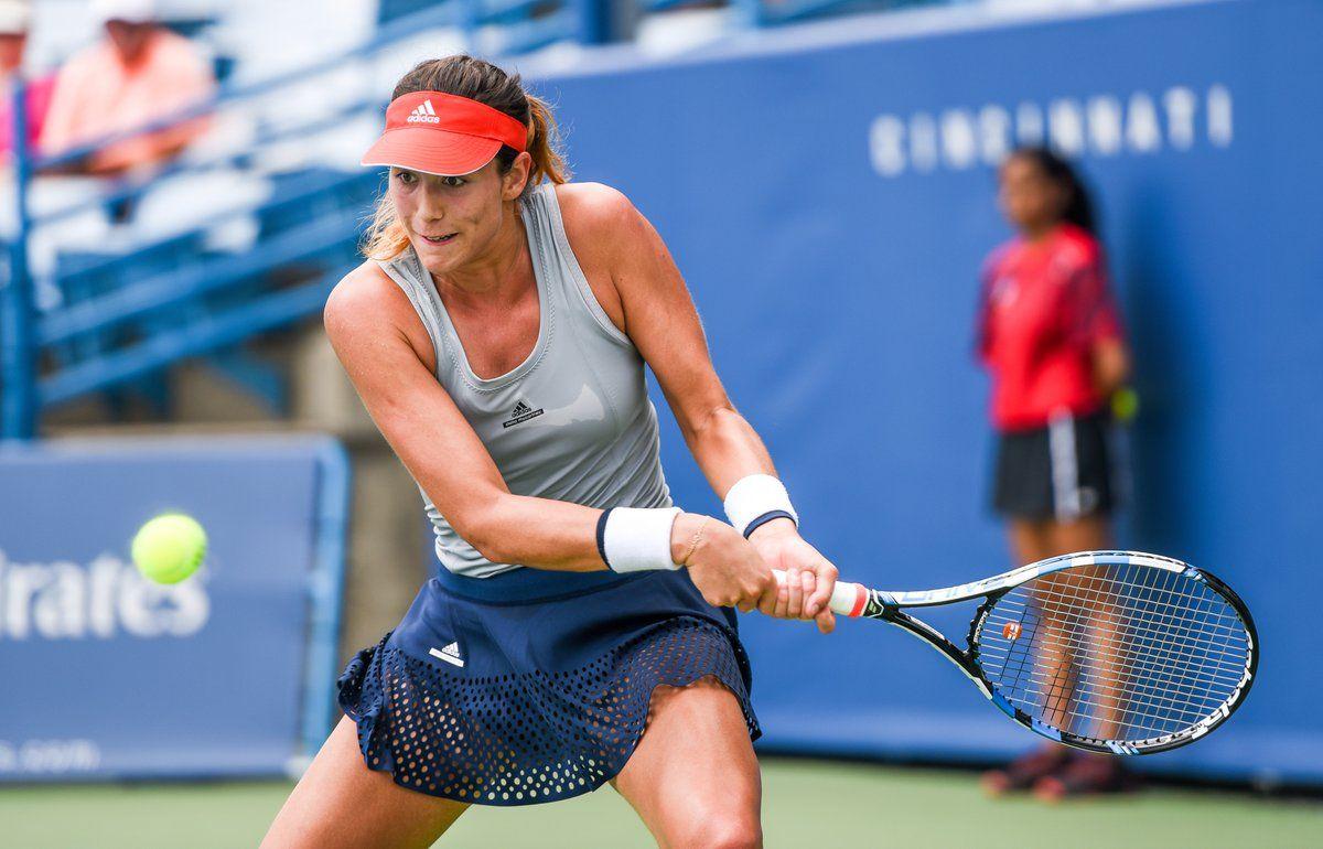 Twitter Garbiñe muguruza, Tennis racket, Sports