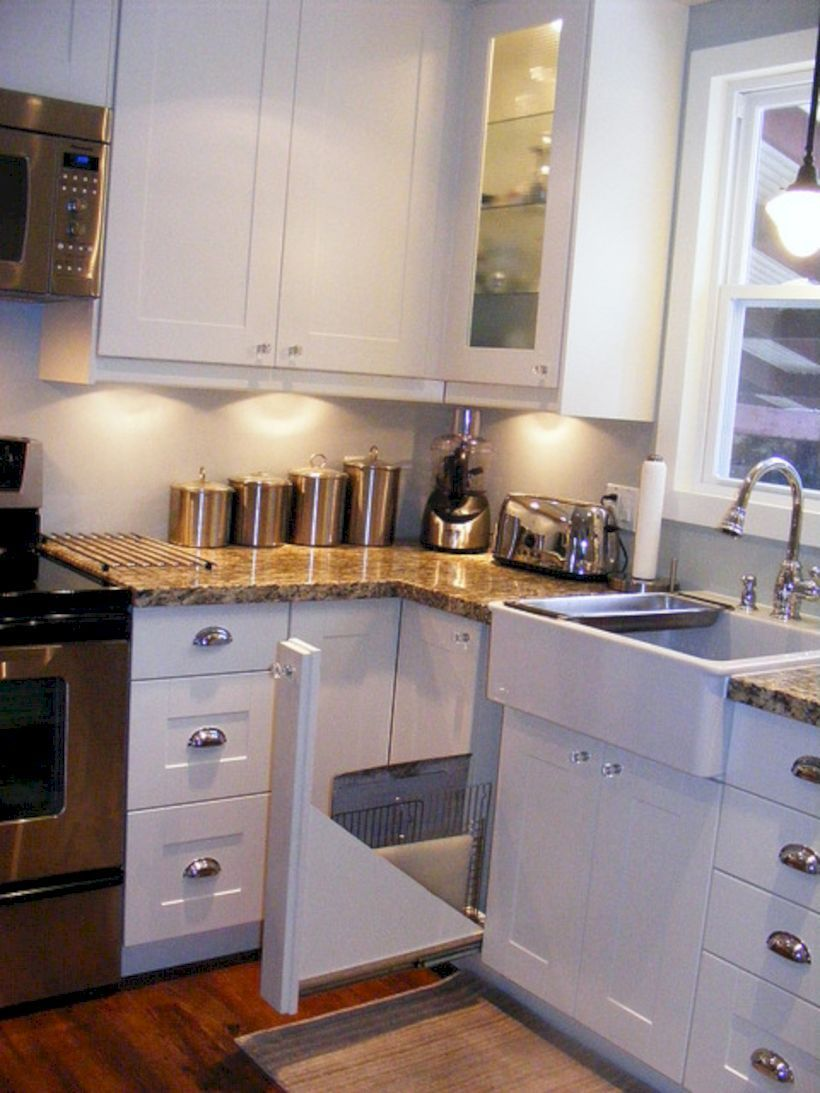 People Regularly Have Trouble With With Corner Kitchen Sink Format Ideas When They Are Thinking Of The Style O Kitchen Design Home Kitchens Kitchen Sink Design