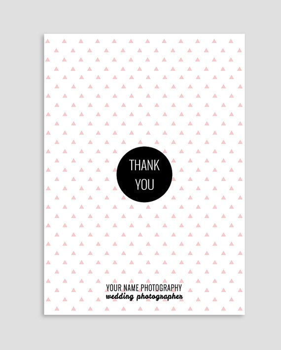 Custom Thank you card Business thank you by DumontDesignGraph - business thank you card template