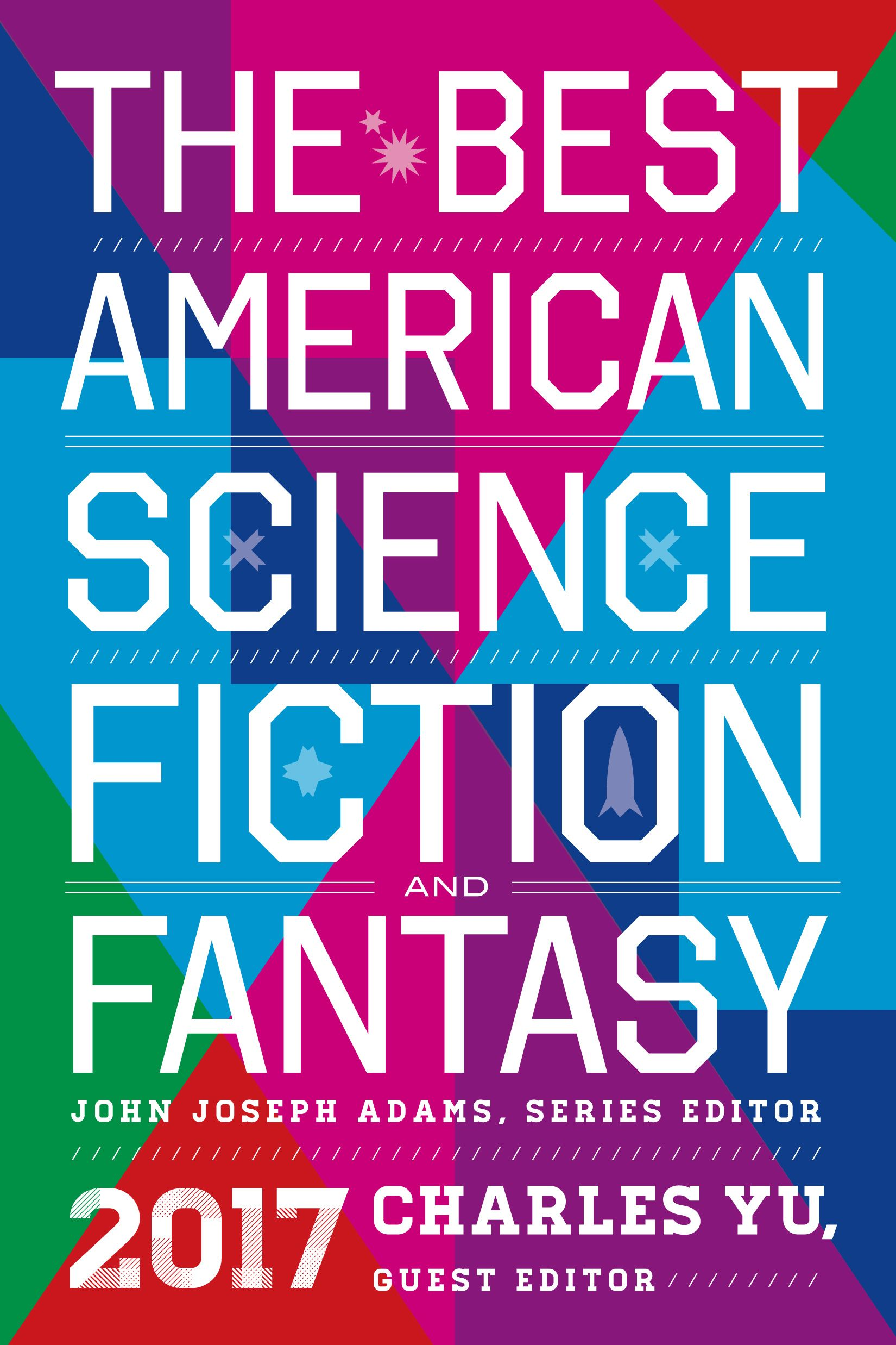 The Table Of Contents For Best American Science Fiction