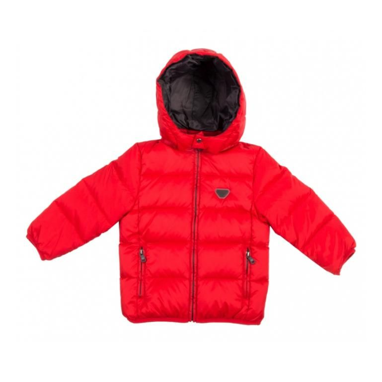 a72cc06ff Baby Red Puffer Jacket (Unisex)