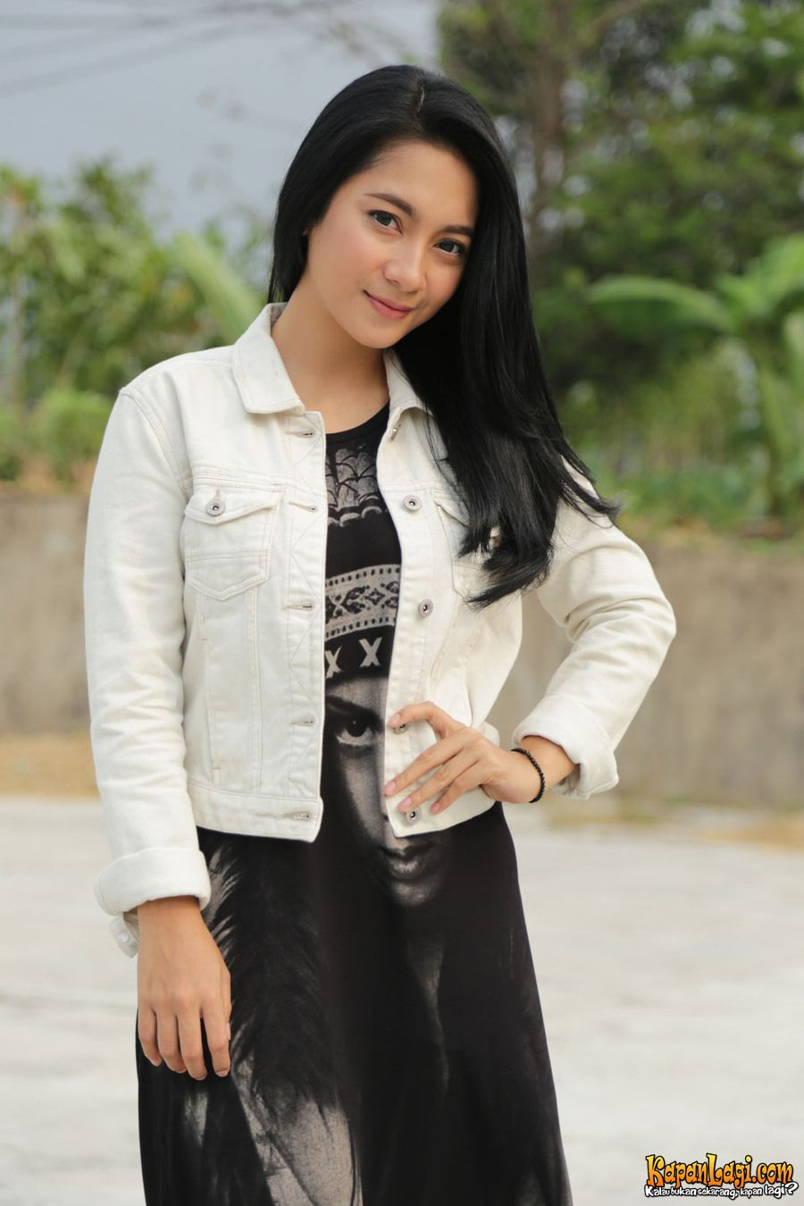 Dinda Kirana Dinda Kirana new photo