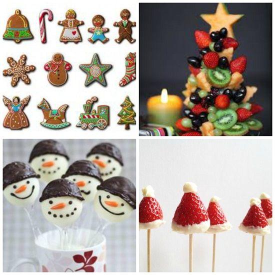 Postres navide os navidad decoraci n pinterest - Ideas para postres de navidad ...