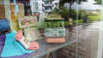 My Craft and Garden Tales: DT Hobbykunst